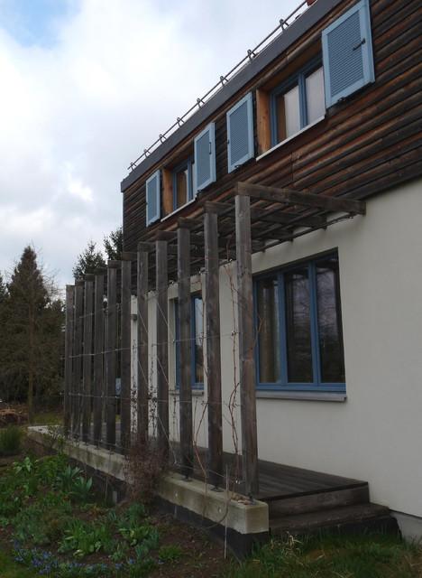 Holzhaus Dresden holzhaus radebeul dresden architekturbüro samuel jenichen