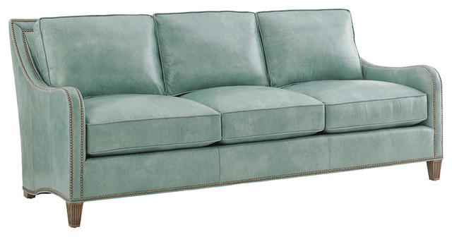 Koko Leather Sofa