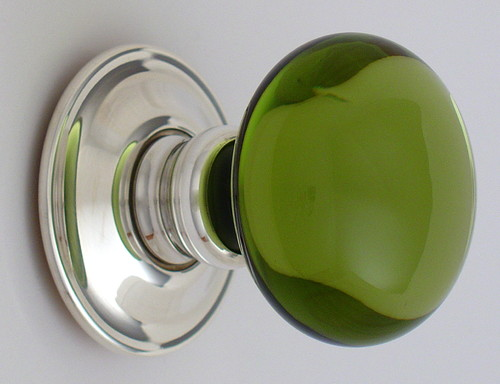 Need to choose Dummy door knobs for French doors