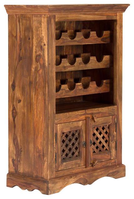 Merlin Wine Cabinet