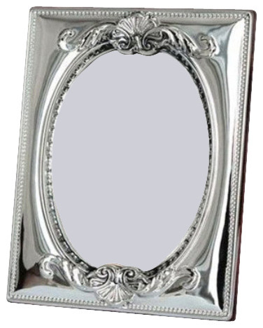 4x6 amelie silver sterling frame victorian picture frames