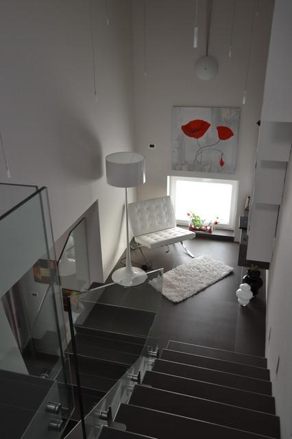 Esempio di case e interni moderni