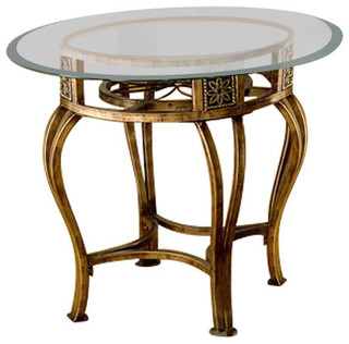Hillsdale Furniture 40384Ote Scottsdale End Table - Traditional - Side ...