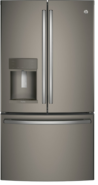 Ge Profile 36counter-Depth French-Door Refrigerator With 22.2 Cu. Ft. Capacity.