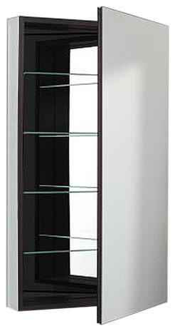 """Plm2440 Pl Series 23.25""""x39-3/8"""" Medicine Cabinet With Flat Door, Left."""