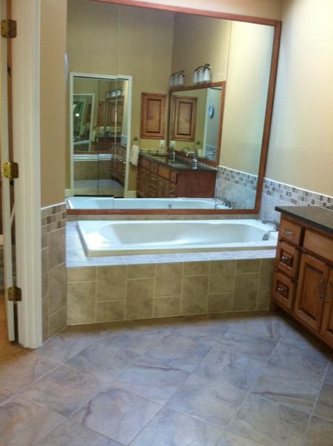 Alpharetta bathroom remodel traditional bathroom for Bath remodel alpharetta