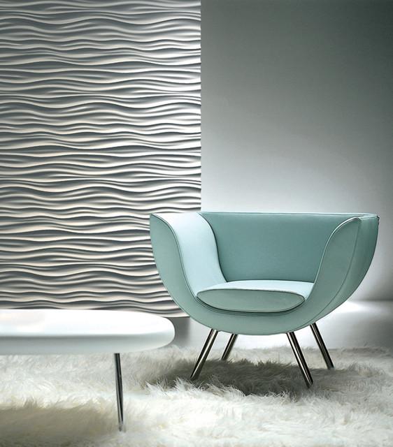 modularArts® InterlockingRock® Dune™ TILE contemporary-tile