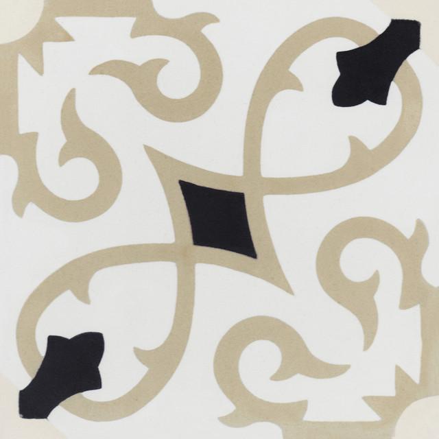 Charlotte Primero Cement Tiles Sample