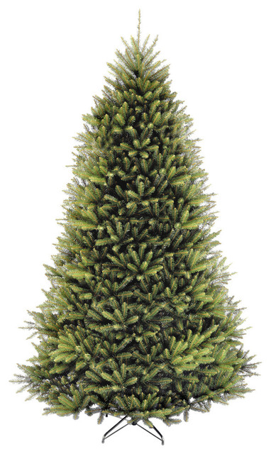National Tree Company 9' Dunhill Fir Hinged Tree