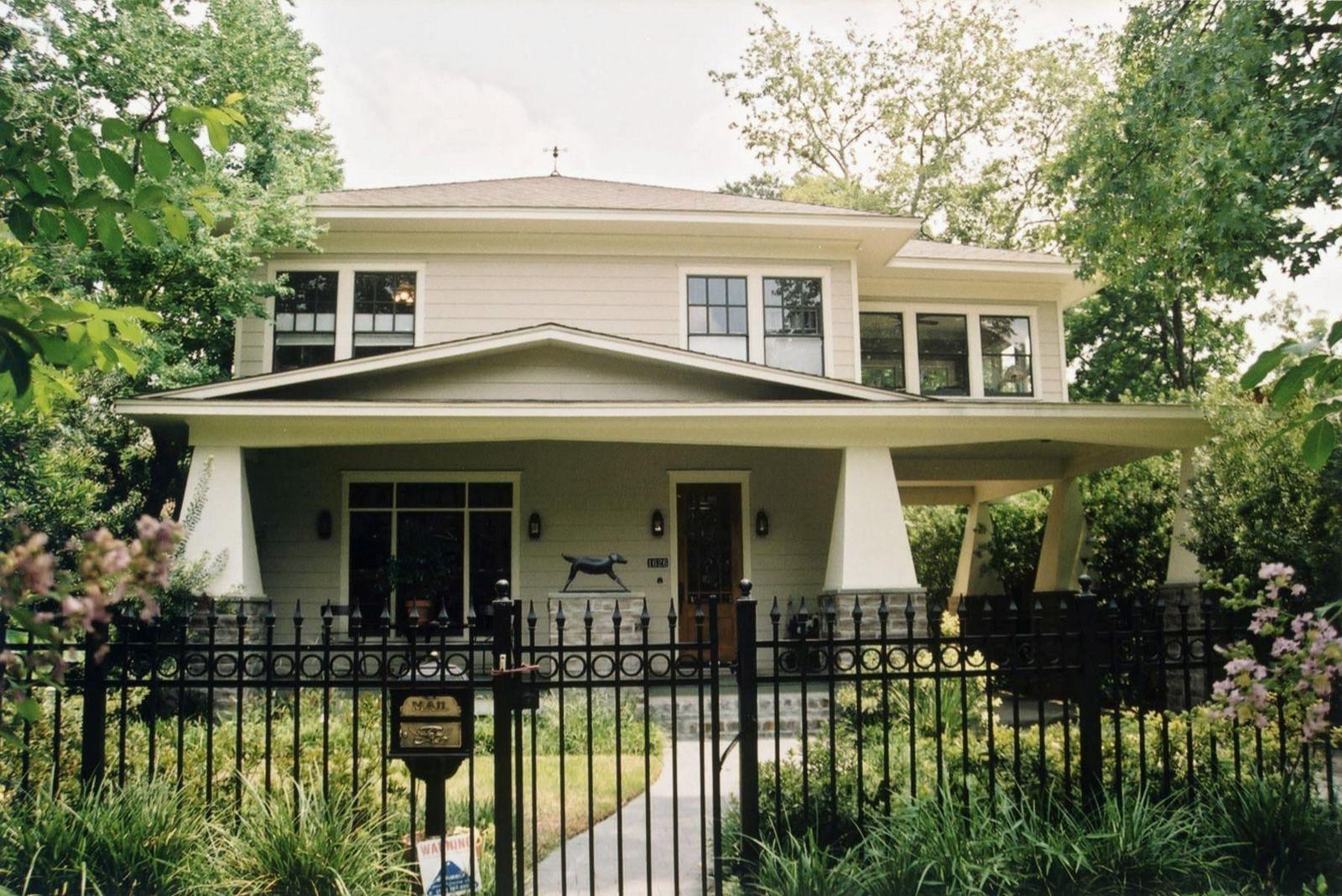 Homes Built 1990's