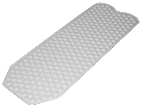 Bathmat Without Suction Cups Transitional Bath Mats