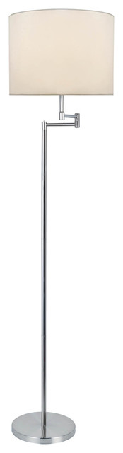 Wallingford Caged Bell Floor Lamp
