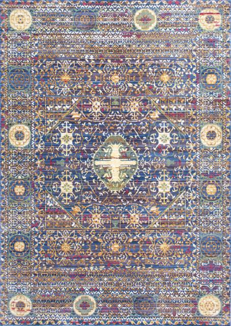 Nuloom Vintage Josefa Rug, Multi, 9'x12'