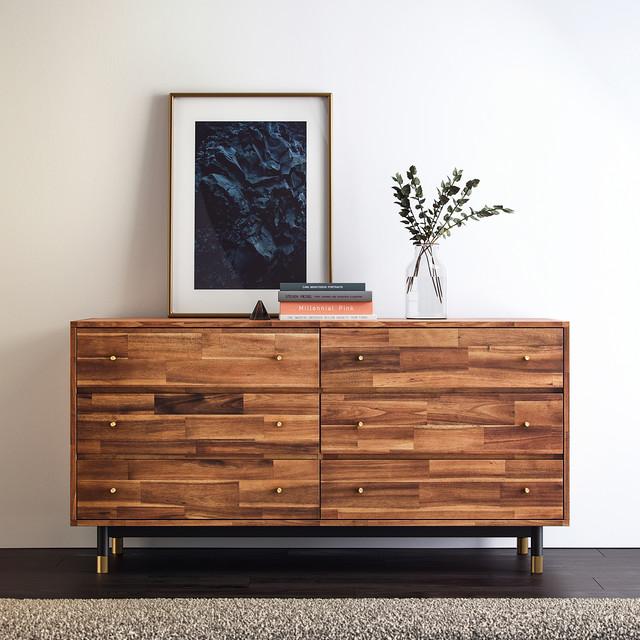 Soho Wood Dresser