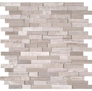 12x12 white quarry splitface interlocking 12x12 pattern for 14 wall street 23rd floor