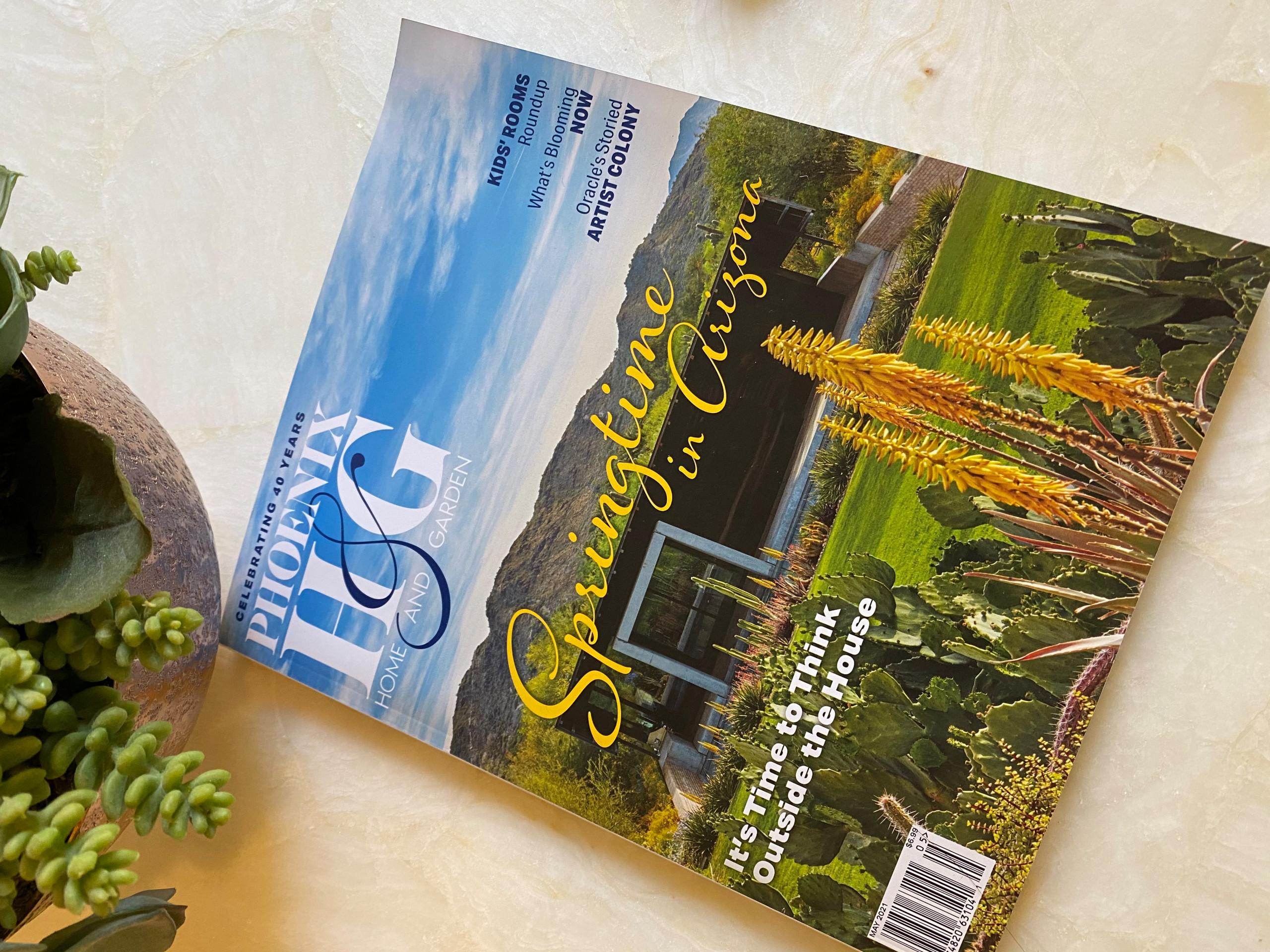 Phoenix Home & Garden Feature