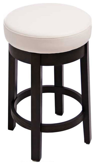 Terrific R 565 26 Swivel Backless Leather Counter Stool Gmtry Best Dining Table And Chair Ideas Images Gmtryco