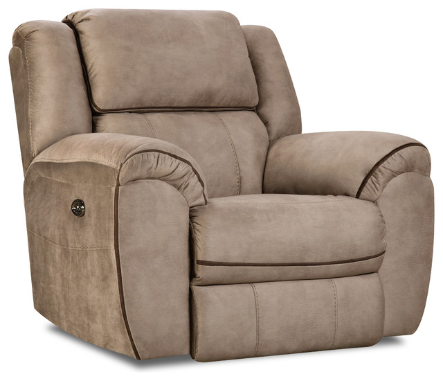 Fantastic Simmons Upholstery Osborn Tan Rocker Recliner Ocoug Best Dining Table And Chair Ideas Images Ocougorg