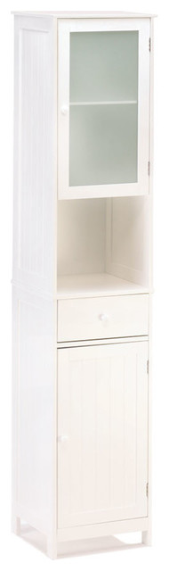 Lakeside Tall Storage Cabinet.