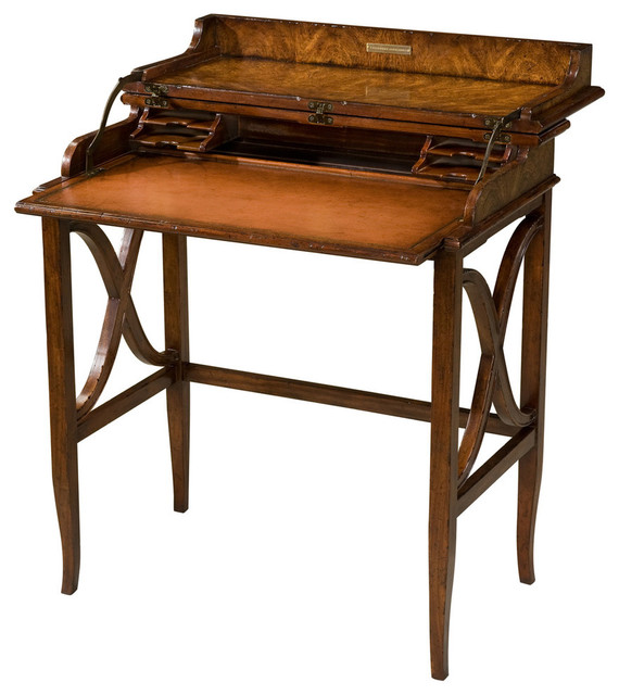 Theodore Alexander Brooksby S Campaign Desk Tropical