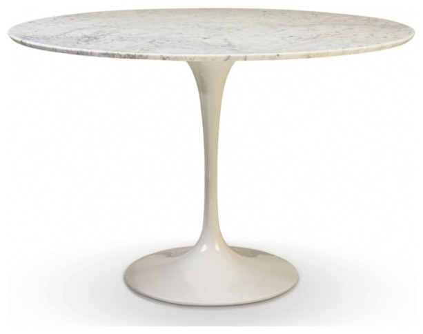 Saarinen Marble Tulip Table Various Sizes Modern Dining Tables - Tulip table sizes