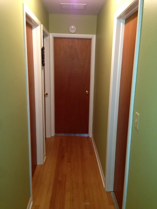 New Doors Make This Hallway Look New : home design from www.houzz.com size 500 x 666 jpeg 53kB