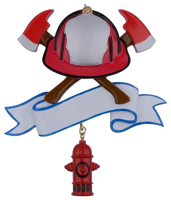 Maxora Firefighter Ornament