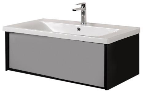 Socimobel Boston Bathroom Vanity Set Modern Furniture