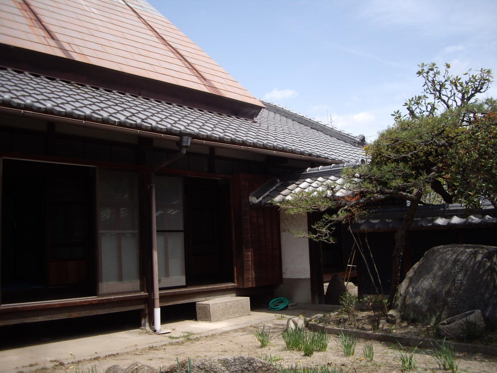江戸時代の古民家再生