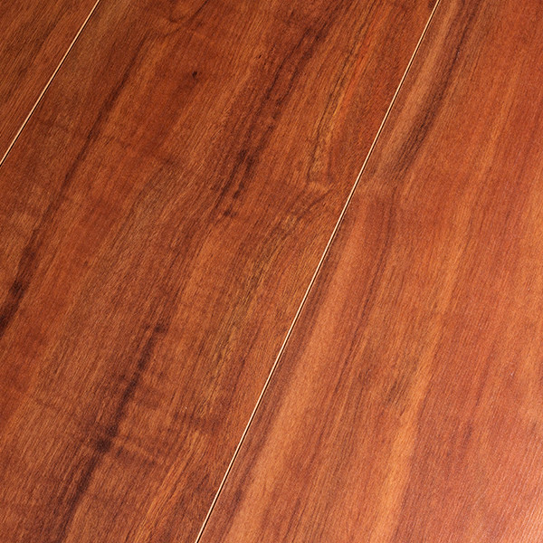 Inhaus Elements African Rosewood 7 Mm Laminate Flooring Sample
