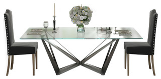 Saphire L08 Dining Table Set, 62.99""