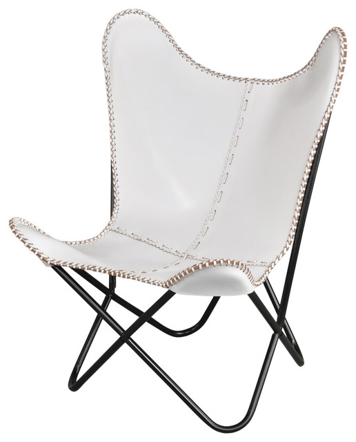 Butterfly Chair Contemporary Armchairs And Accent
