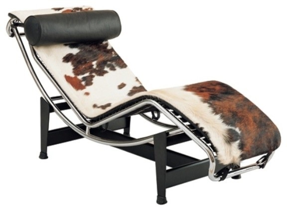 Lasair Chaise Lounge Chair Cowhide modern-indoor-chaise-lounge-chairs  sc 1 st  Houzz : cowhide chaise lounge - Sectionals, Sofas & Couches