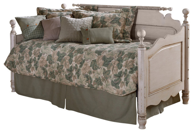 Wilshire Daybed With Suspension Deck Farmhouse Daybeds