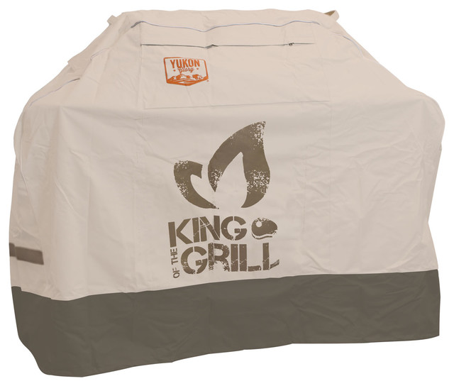 "Medium Universal Cover For Grill Up To 64"" King Of The Grill."