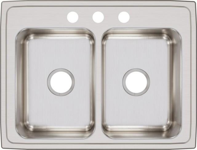 c4f7e4b0b3 Elkay LR29223 Lustertone Stainless Steel 29