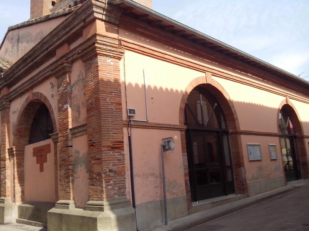 Rénovation Halles de Montequieu Lauragais