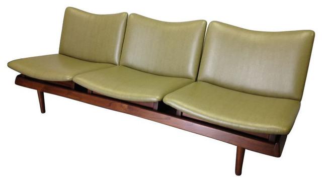 Mid Century Modern Modular Sofa 4 500 Est Retail 1 900 On Chai