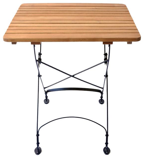 Rebecca square patio table contemporary outdoor dining tables rebecca square patio table watchthetrailerfo