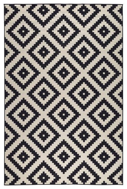 lappljung ruta rug low pile classique tapis par ikea. Black Bedroom Furniture Sets. Home Design Ideas