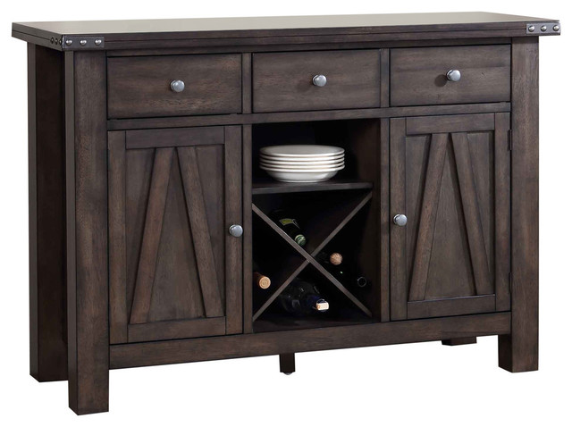 Munster Sideboard Buffet With Wine Rack