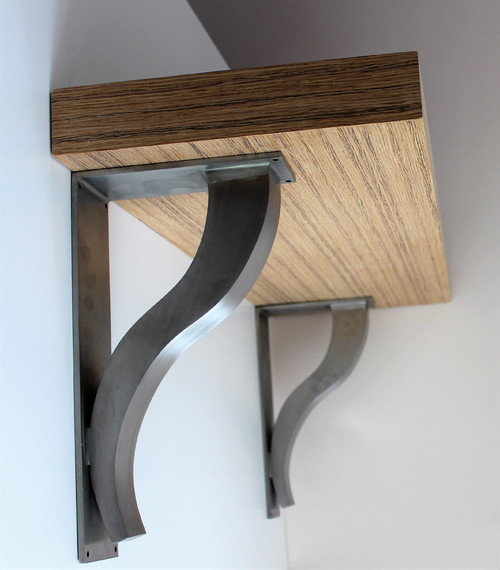 Merveilleux Brackets Applications Include: Kitchen Island Counter Tops, Ornamental  Shelf Bracket, Bar Top Support, Wood Tops, Hood Brackets, Mantels,  Fireplace Corbels, ...