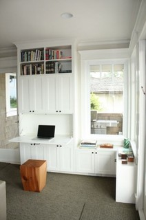 Home Office Spaces modern home office