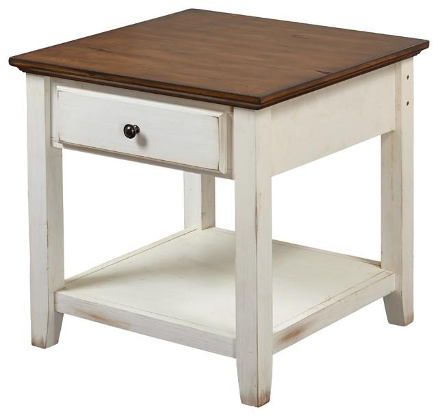 Charleston End Table.
