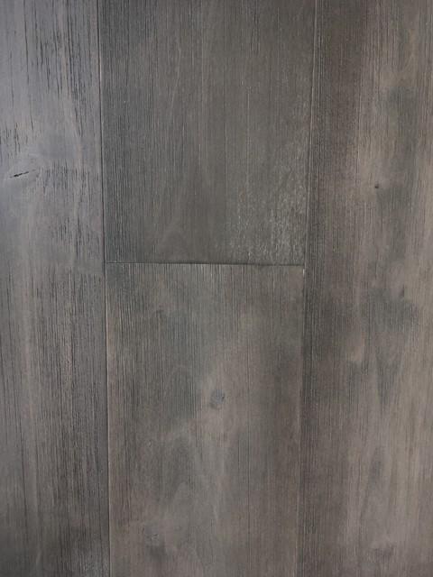 Glacier Betula Hardwood Flooring, Thickness 1/2&x27;&x27;xw 7.5&x27;&x27;x L 6&x27;.