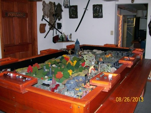 More Rpg Gaming Tables