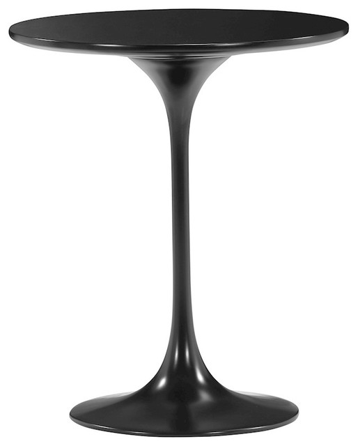 Zuo Modern Wilco Side Table, Black, 401141