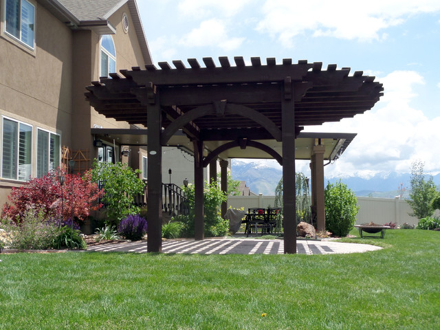 western timber frame decks patios outdoor enclosures custom pergola arbor kits patio