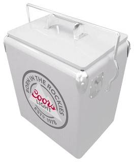 Coors Light 13l Ice Chest Vintage Contemporary Coolers