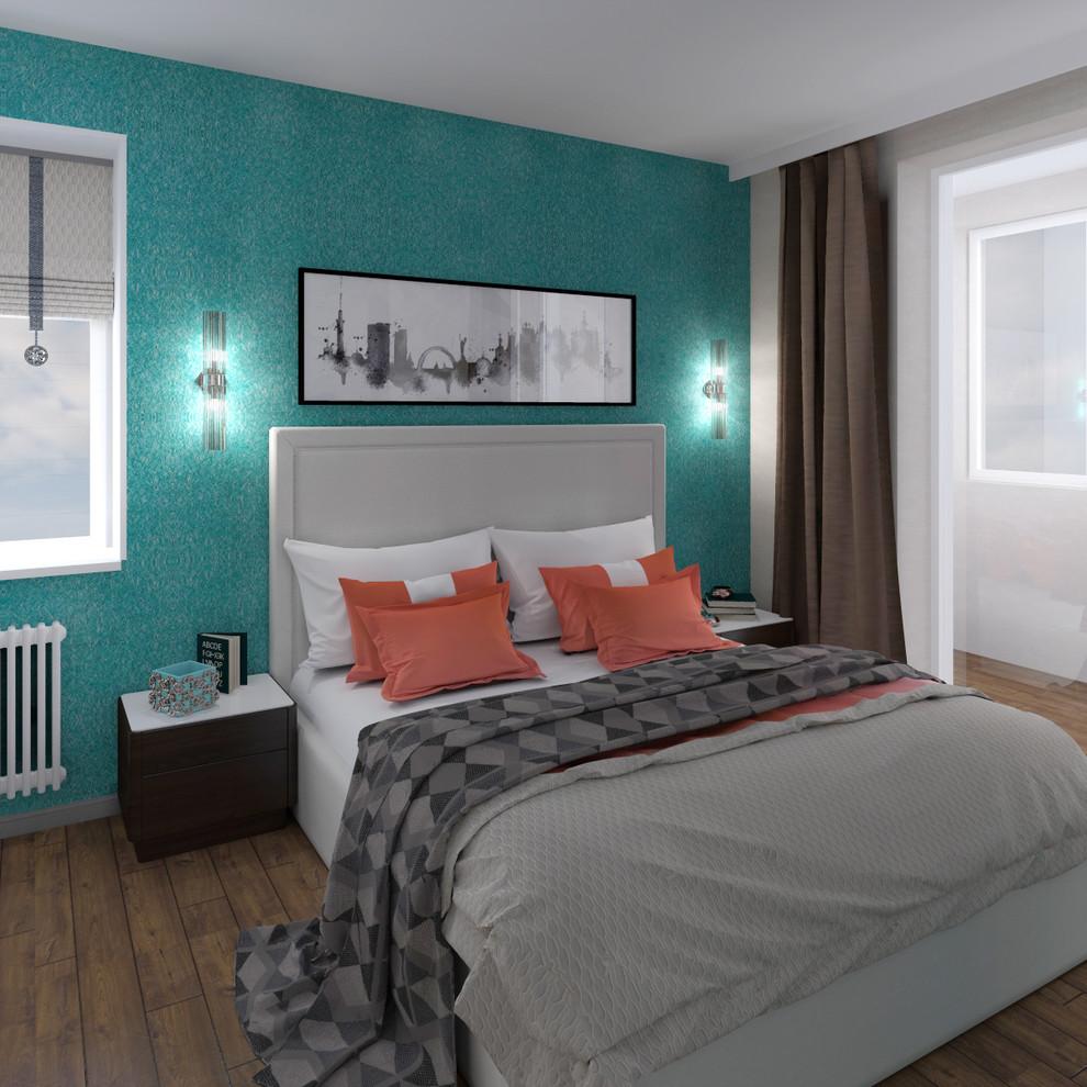 Спальня (вариант разработки)
